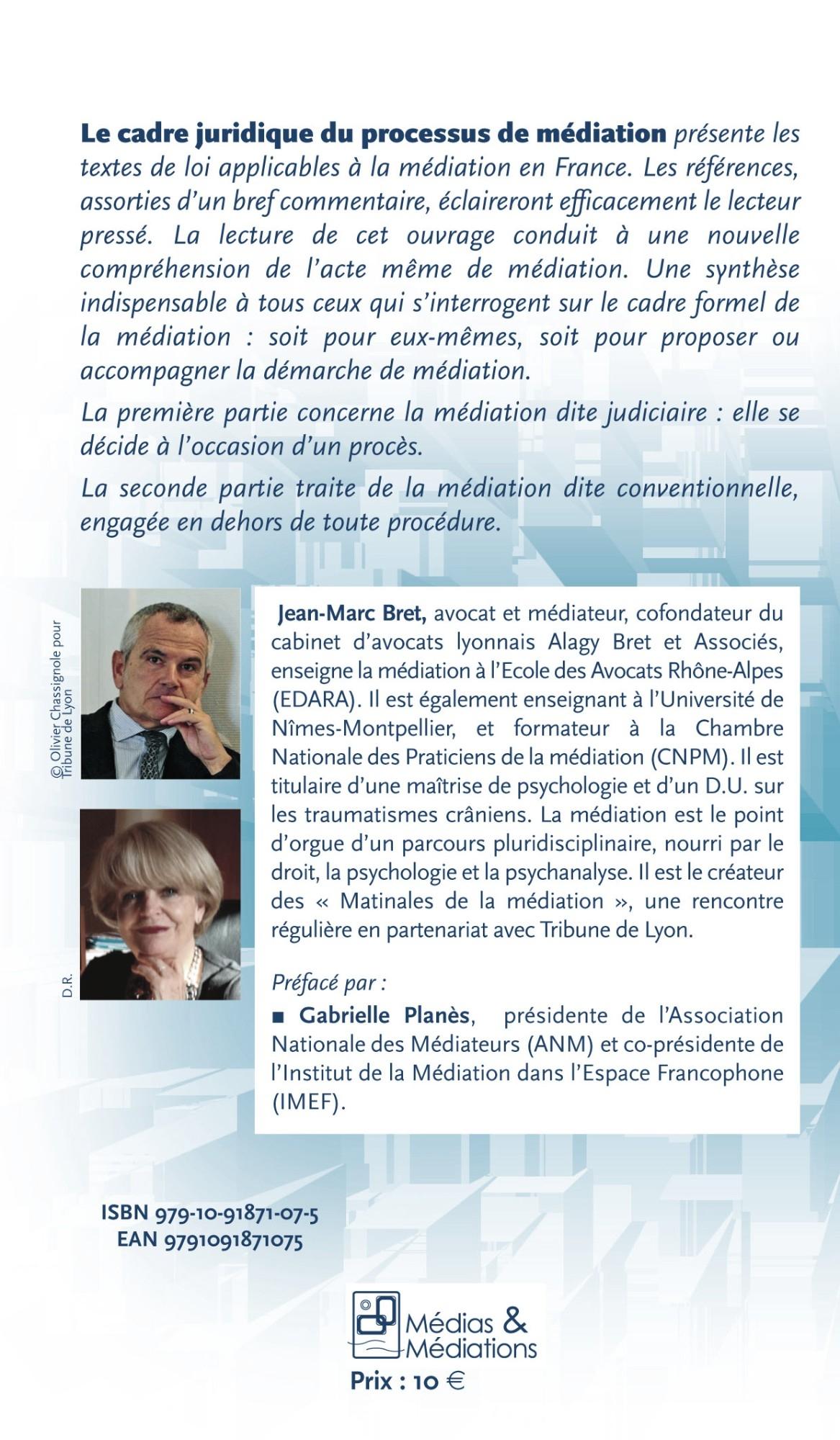La médiation définition: Mediation: a new tool