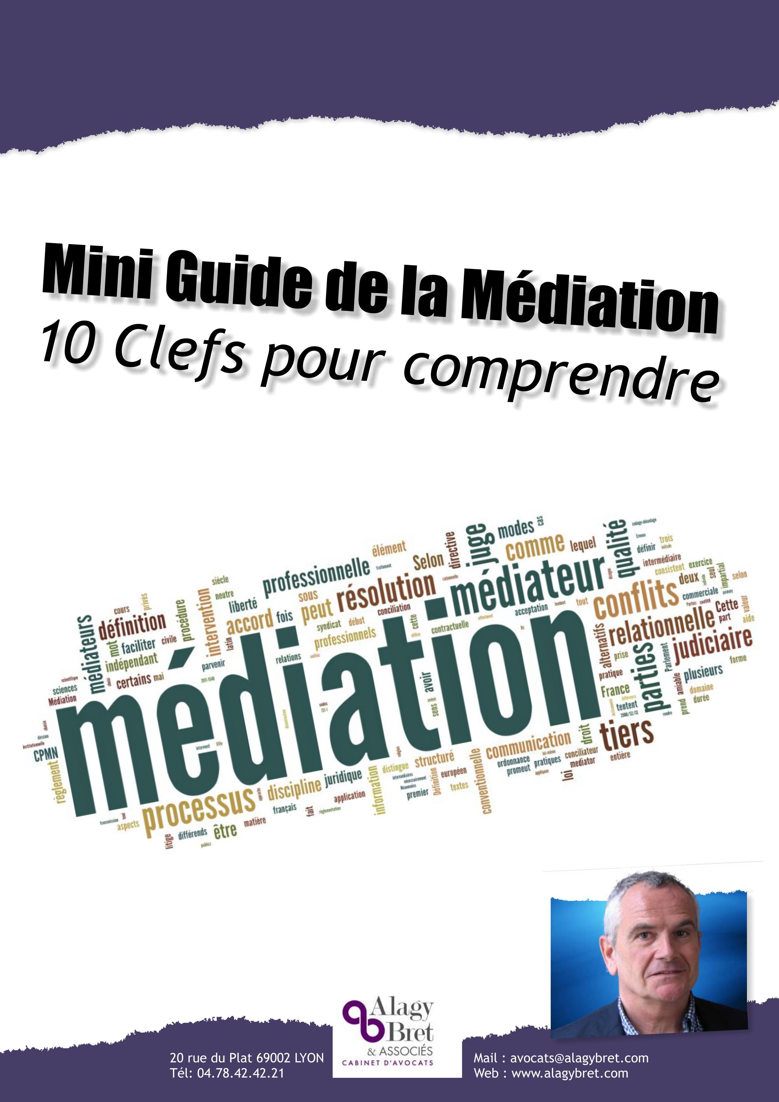 Mini Guide de la Médiation: 10 clefs pour comprendre