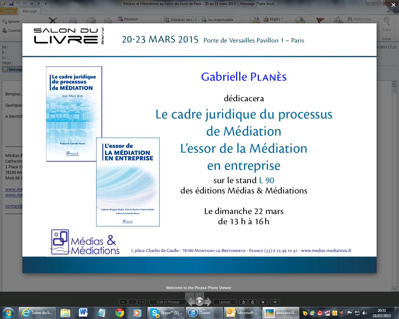 Les Matinales de la médiation à Lyon et les ingrédients du conflit